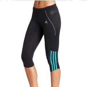 Adidas women's response 3/4 leggings
